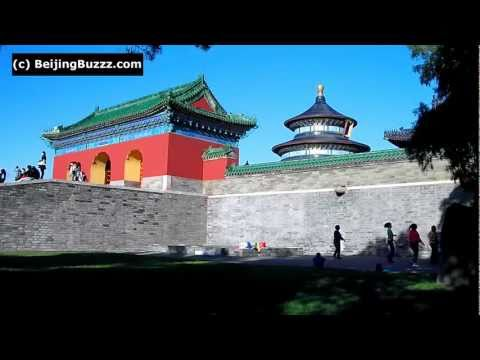 The Temple of Heaven, Beijing, China (HD)