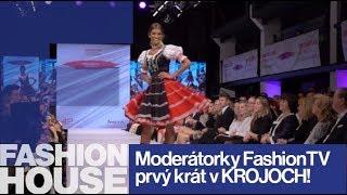 JASMINA, MOMA a moderátorky FashionTV v KROJI
