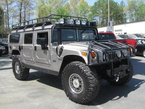2006 Hummer H1 Alpha Passenger Wagon Start Up Exhaust And In Depth