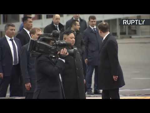 مباشر.. وصول زعيم كوريا الشمالية كيم جونغ أون إلى مدينة فلاديفستوك الروسية  - نشر قبل 1 ساعة
