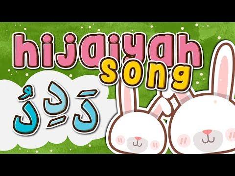 Alif Ba Ta Song Hijaiyah Arabic Alphabet (Part 2) - Huruf Hijaiyah Alif Baa Taa - Yufid Kids