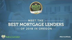 Meet Oregon's Best Mortgage Lenders 2018 | Ask a Lender