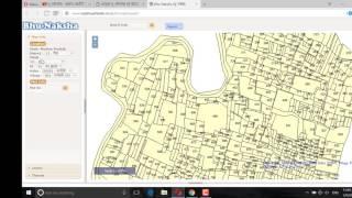 भू अभिलेख -  नक्शा कैसे प्रिंट करें Mp3