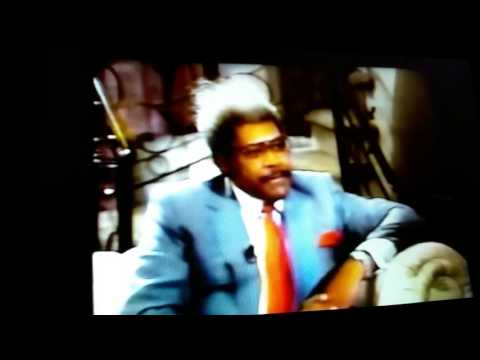 Don king advances Tim witherspoon