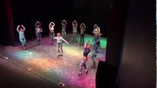 BNU Dance Club I Advanced Tap I 2018