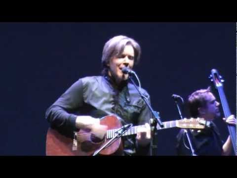 """David Sylvian - """"A fire in the Forest/Ghosts"""" Live Eindhoven 01/10/2007"""