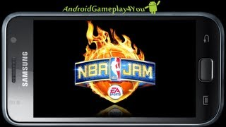 NBA JAM by EA SPORTS™ Android Game Gameplay [Game For Kids]