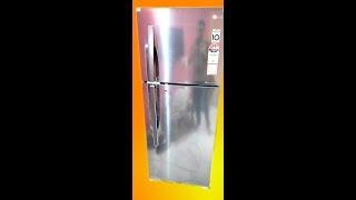 LG 260 L 4 Star Frost Free Double Door Refrigerator GL-I292RPZL