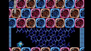 Mega Man 3 - Doc Man Gemini Man Stage - Vizzed.com GamePlay - User video