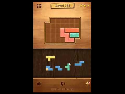 Wood Block Puzzle Walkthrough Level 126-130