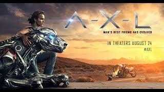 AXL le Chien Robot Militaire. Extrait : AXL 2018. VF