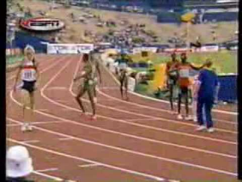 2001 IAAF World Championships Men's 800m