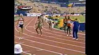 2001 IAAF World Championships Men