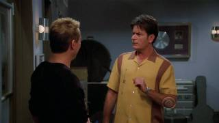 eddie van halen on two and a half men s07e01
