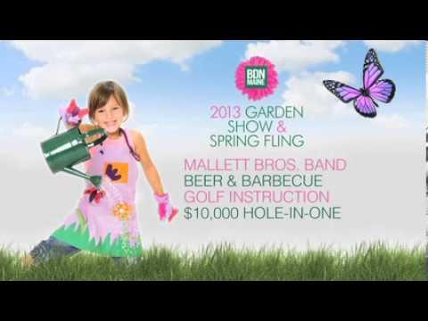 BDN Maine Garden Show Promo