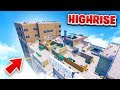 MIKE MYERS on HIGHRISE in Fortnite
