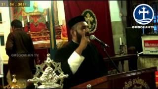 Puthenkavil Kochu Thirumeni Memorial Speech