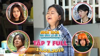 Gia dinh la so 1 Phan 2 tap 7 full Be Thanh Ha bong nhien mat tich khien ca nha 1 phen nh ...