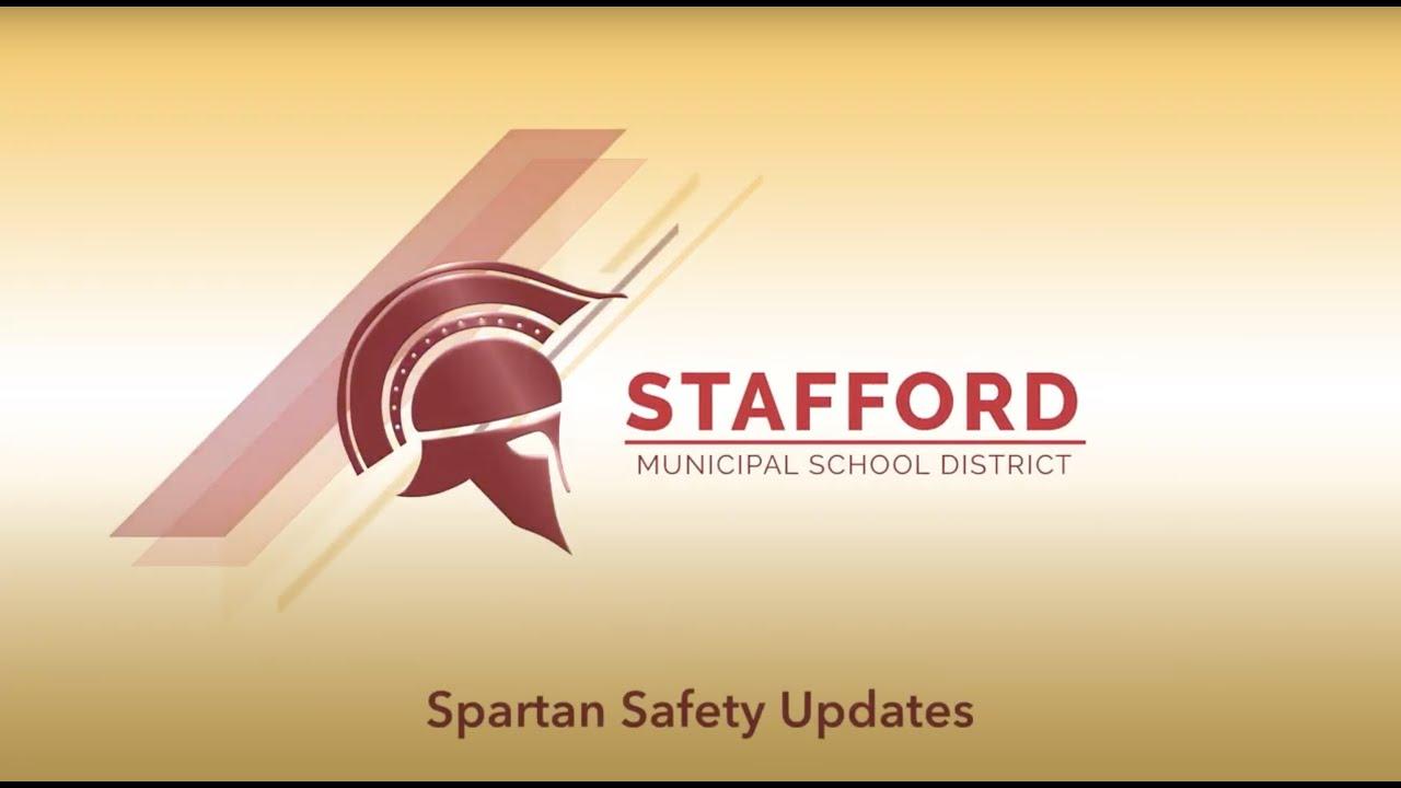 2020 21 Reentry Plan Stafford Municipal School District Stafford Texas