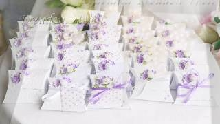 Как легко и быстро сделать цветы для декора...