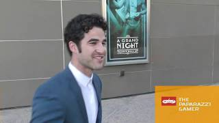 Darren Criss talks about his Bay Area roots and The 49ers