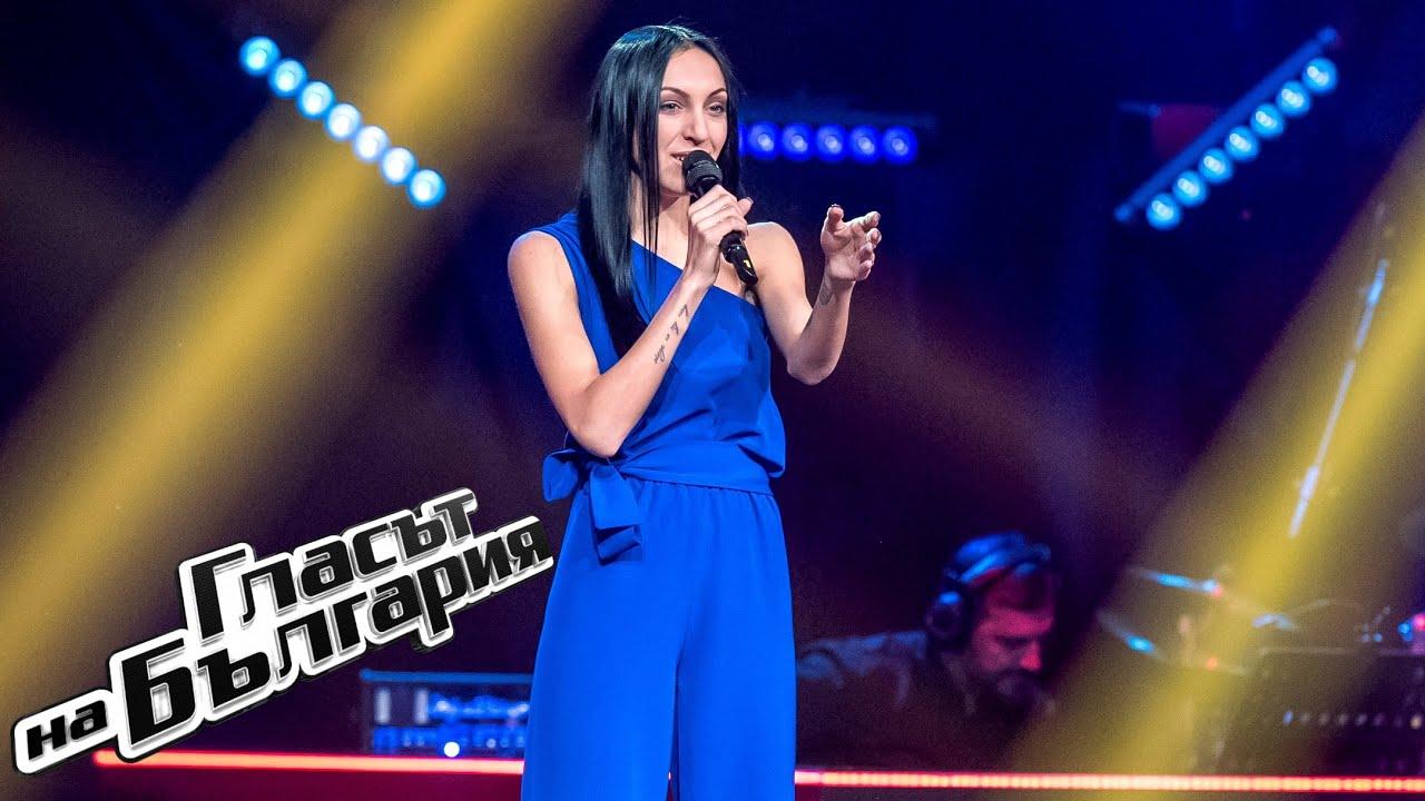Кристина Дончева  – Хабиби | Кастинги на тъмно | Гласът на България 2020