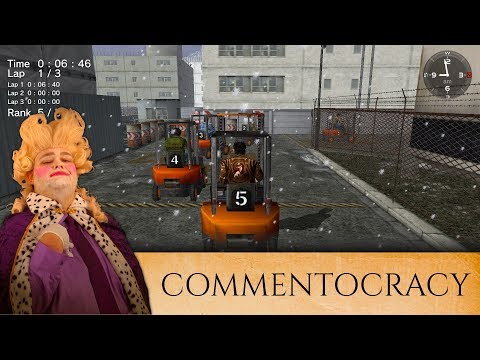 Shenmue Is A Masterpiece And You're An Insult To Gamers! (Commentocracy)