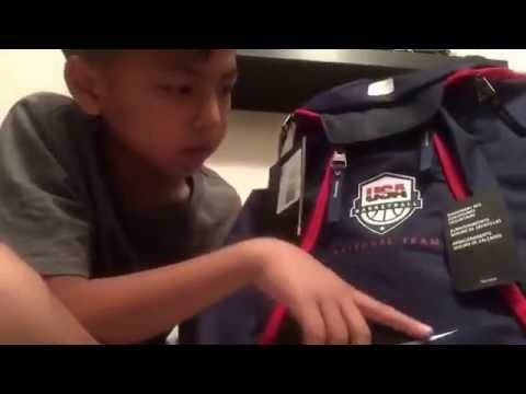 Nike Elite USA Backpack