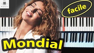 tal mondial tutorial piano facile. Black Bedroom Furniture Sets. Home Design Ideas