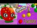 Shopkins Factory !!! Roblox Tycoon Game Cookie Swirl C Let