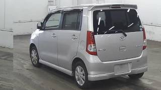 2008 mazda az wagon Mj23s