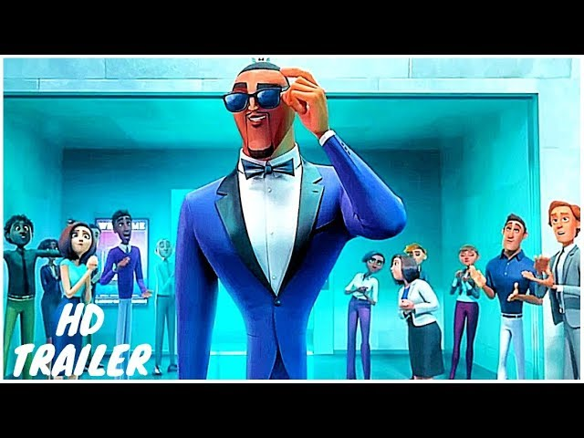 SPIES IN DISGUISE 'A Wingman' Official TV Spots + Trailer (NEW 2019) Will Smith Animation HD