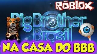 ROBLOX BBB - JULIA NA CASA DO BIG BROTHER BRASIL