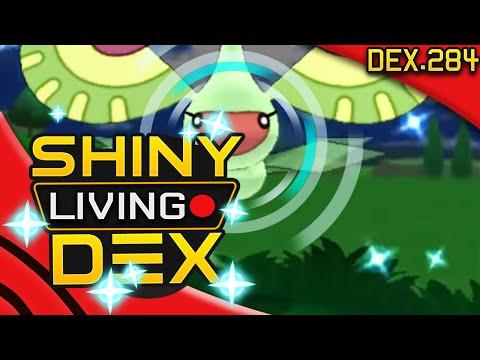 SHINY MASQUERAIN Live Reaction! Quest For Shiny Living Dex #284 | Pokemon XY