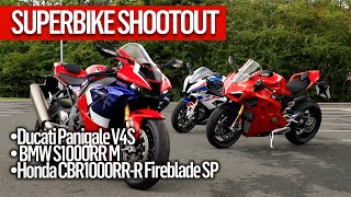 2020 superbike shootout | MCN | Motorcyclenews.com