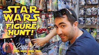 STAR WARS Classic & Vintage Action Figure Hunting