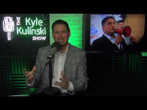 Cenk Uygur & Kyle Spar Over Biden On Twitter