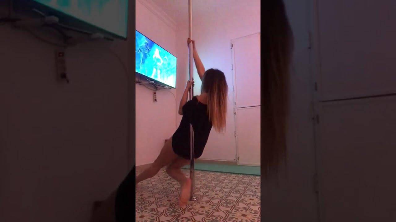 BASIC POLE DANCE MOVES/Giros básicos de Pole Dance Fitness ...