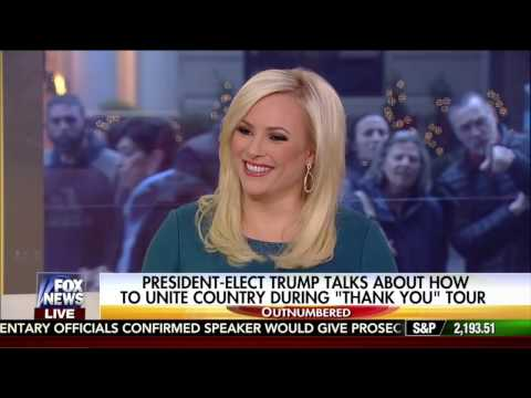 Meghan McCain and Julie Roginsky Get Into It over Trump's 'Thank You Tour'
