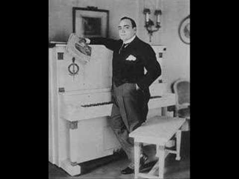 Enrico Caruso - Santa Lucia (Remastered)