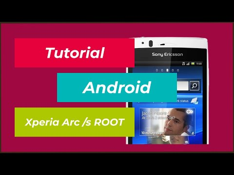 Tutorial | Sony Ericsson Xperia Arc / S ROOT + ClockworkMod EASY ONE CLICK | DEUTSCH | HD
