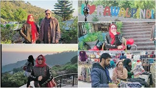 Islamabad Beauty♥️Monal Restaurant - Rawalpindi Se Ki Shopping Video