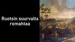 Ruotsin suurvalta romahtaa (HI6)