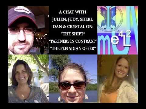 A Chat with Julien Wells Judy Jandora Sheri Gordon Dan Alvin  Crystal Walker