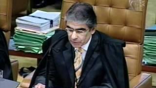 Julgamento Raposa Serra do Sol (10/03/11)