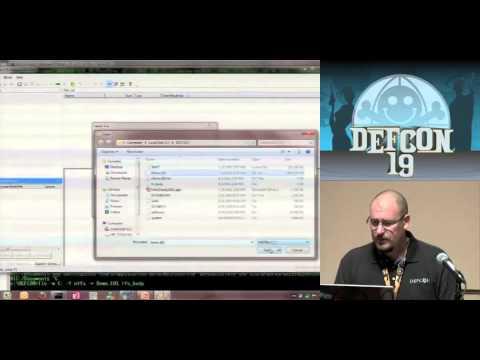 DEF CON 19 - Grayson Lenik - I'm Your MAC(b)Daddy