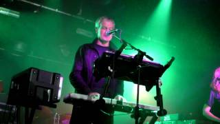 John Foxx - A New Kind of Man - Glasgow Arches 2011 HD