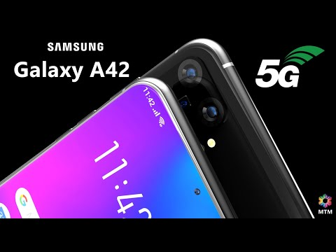 Samsung Galaxy A42 Launch Date, 5G, Price, Camera, First Look, Features, Trailer, Specs, Official