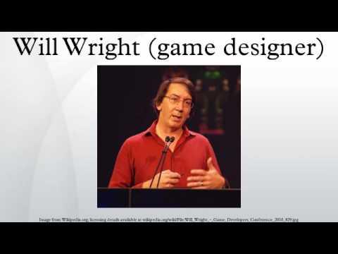 Will Wright (game designer)
