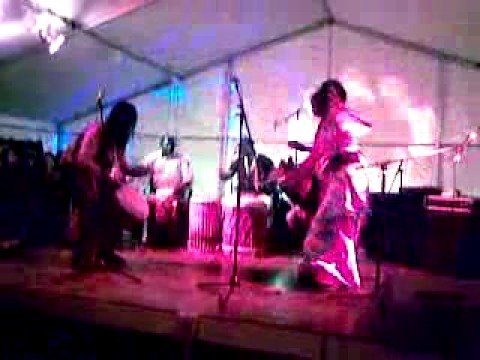 African Drums, Integration Festival Zurich 4/4